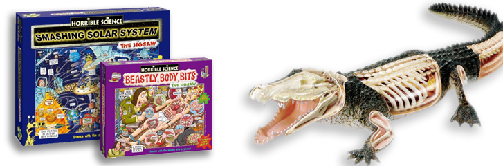 Educational Toys & Science Kits